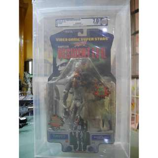 Resident Evil: Tyrant Action Figure with Heart Pumping and Super Slash Action