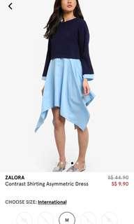 ZALORA asymmetrical dress