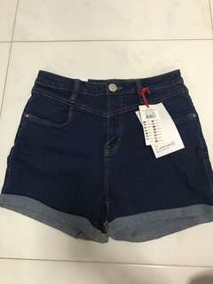 BN Denim Shorts