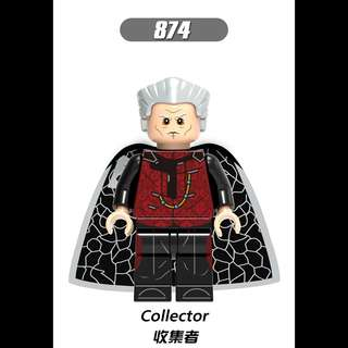 Lego Compatible Collector