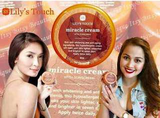 Lily's Touch Miracle cream 50g