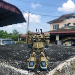 Gundam - Zaku (6-7 cm)
