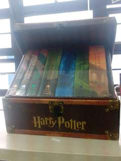 Harry Potter Chest Trunk Set