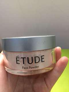 Etude face powder (pearl) shade 10