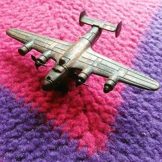 Vintage airplane pencil sharpener