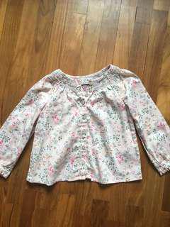 Pinkish blouse
