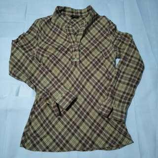 Woman Flannel shirt