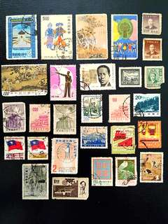 China's stamps