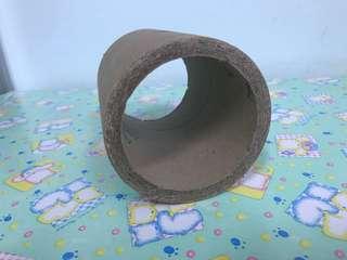 🚚 飲料封膜的紙捲筒(可當DIY材料、鼠鼠的窩或其他用途)