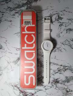 AUTHENTIC WATCH WHITE