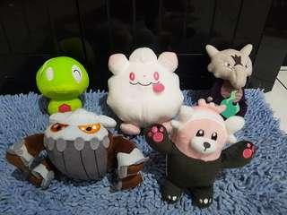 Boneka Pokemon ori Japan #1010
