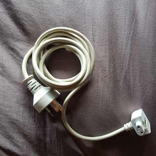 Macbook power adapter extension