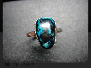 花寶純銀戒指