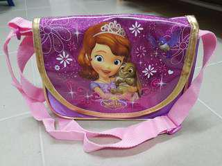 Sofia the First sling handbag