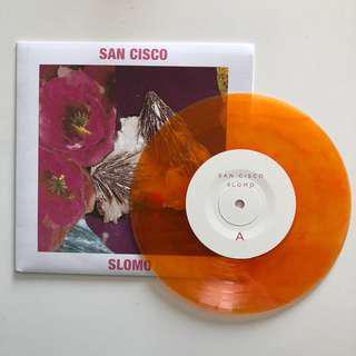 SAN CISCO Slomo & B Side Vinyl
