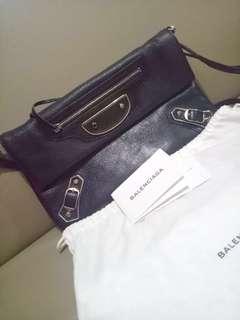 Balenciaga Enveloped Sling Bag Authentic
