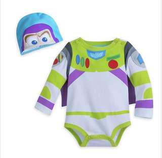 英國代購 迪士尼巴斯光年 嬰兒衫