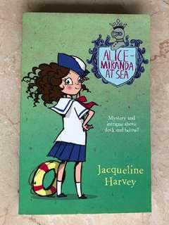 🚚 Alice Miranda at Sea by Jacqueline Harvey