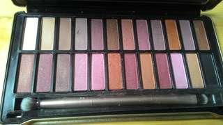 Eyeshadow naked4