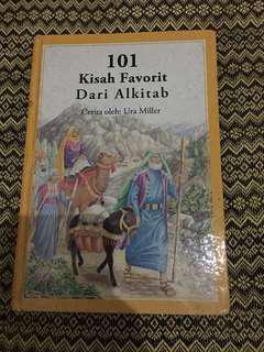 101 kisah favorit dari Alkitab