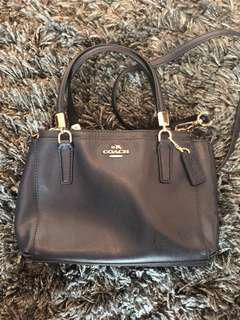 Coach handbag - never used authentic