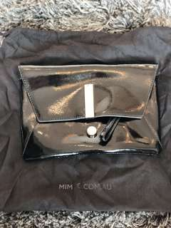 Mimco - authentic never used clutch