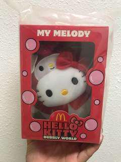 My Melody Hello Kitty