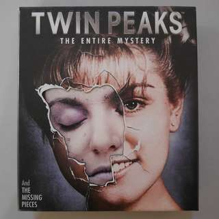 Twin Peaks: The Entire Mystery [Blu-ray] Boxed Set
