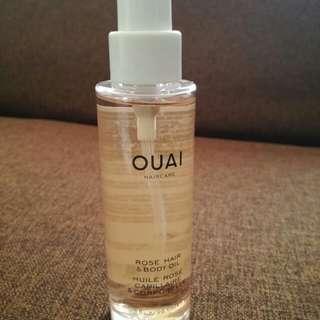 OUAI Hair n Body Oil