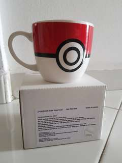 Pokemon cafe mug