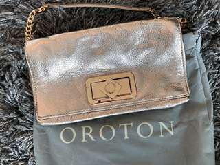 Oroton Clutch - authentic never used