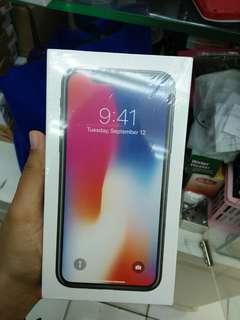I phone X 256GB bisa dikredit