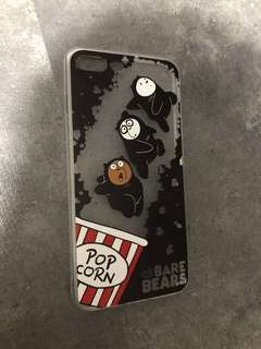 TPU We Bare Bears silicone cover