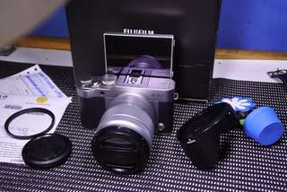 Kamera mirrorless Fujifilm XA3 fullset