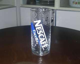 Nescafe Excella glass cup