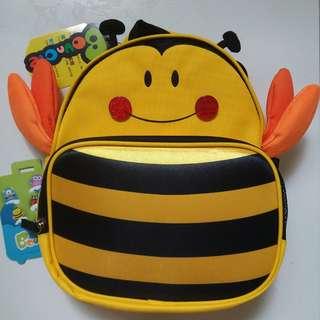 Bee bagpack