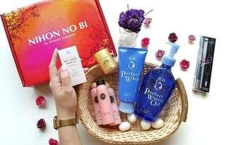 Limited Edition NIHON NO BI box
