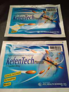 BN kefenTech plaster