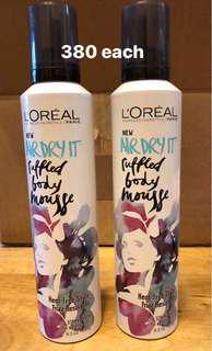 L'Oreal Hair Mousse
