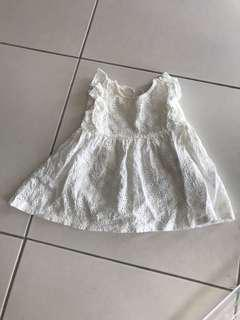 Baby Girl Dress Lace