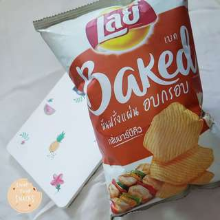 LAYS BAKED BBQ - ORIGINAL FROM THAILAND