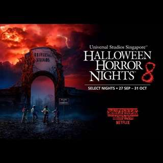 Halloween Horror Night 8