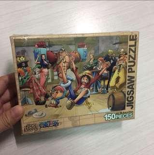 【全新】ONE PIEC海賊王拼圖 (150pieces)