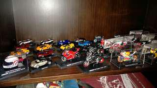 7-11各代模型車