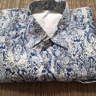 Batik Sutera Satinprada