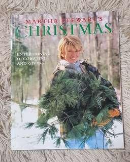 Martha Stewart's Christmas Coffee Table Book