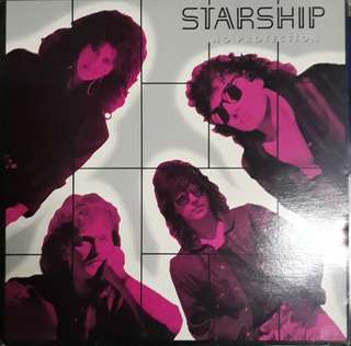 LP Record Vinyl Starship - No Protection VG++/NM
