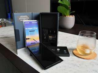 Samsung Note 8 64GB (Midnight Black)