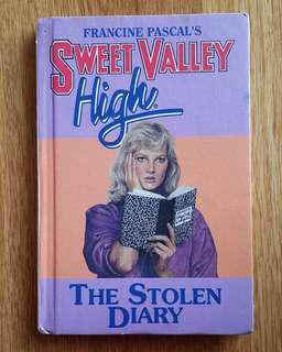 Sweet Valley High The Stolen Diary