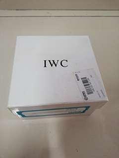 IWC box watch box wooden